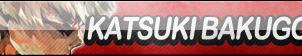 Katsuki Bakugou Button by JustButtons