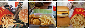 divider | mcdonalds | f2u by JustButtons