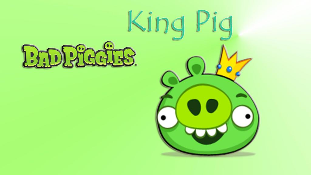 Bad Piggies Freckled Pig