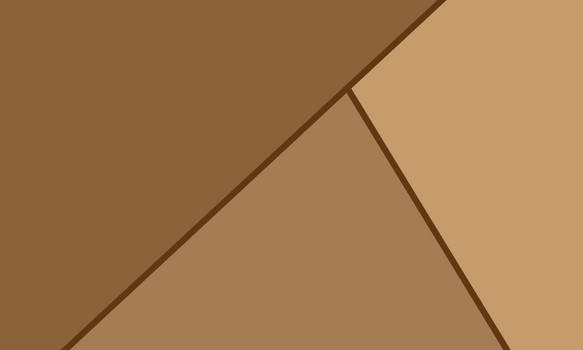 Abstract Triangle Pride Flag