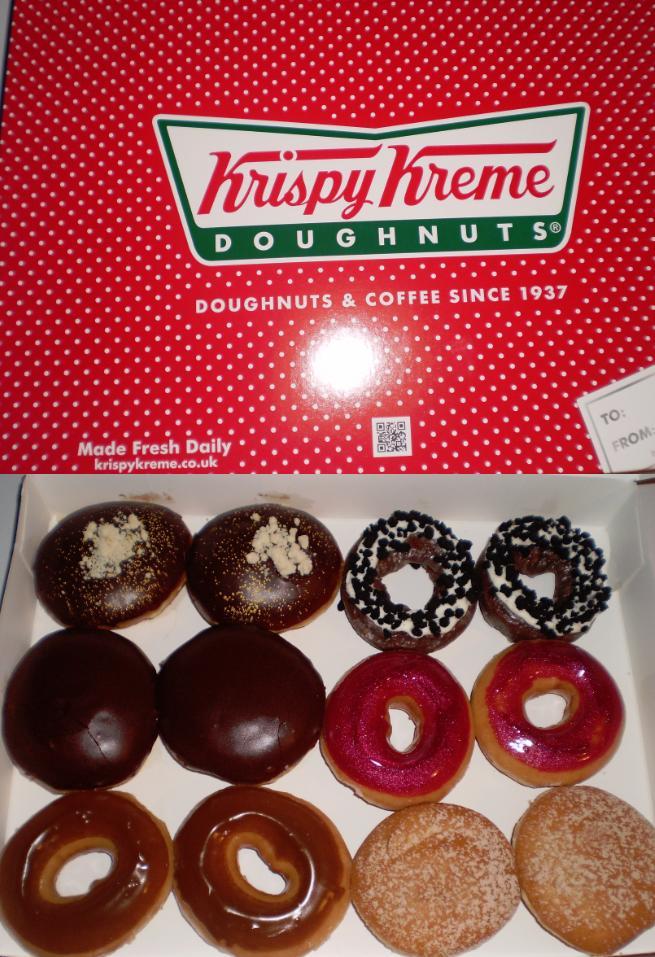 Krispy Kremmmmmme by GothicKitta