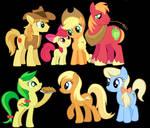 MLP: Half a dozen Apples