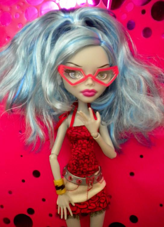 MH: Schools Out Ghoulia by GothicKitta