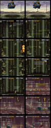 Metal Slug 4 mission 6 parte 1 by zerothehunterx