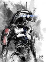 Legion (Day 15) by EmoBots