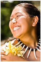 Samoan Smile by kz