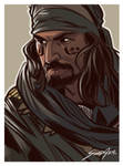 Ardeth Bay Portrait