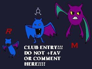 Team Bats By-Orangen by Team-Aqua-club