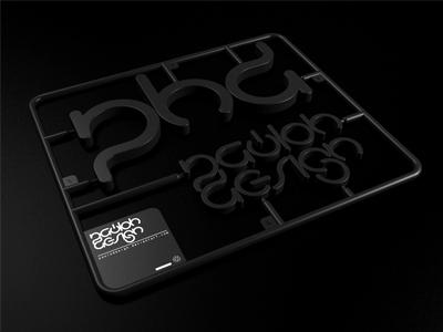plastic model ID by paulodesign