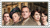 Downton Abbey stamp by effleur