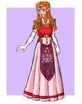 ocarina of time: zelda