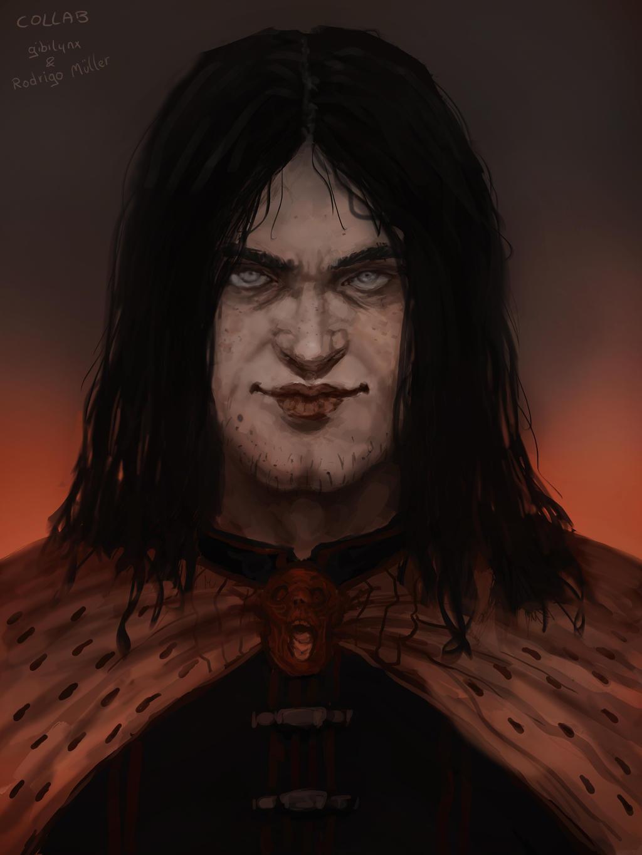 Ramsay Bolton by NeFreet on DeviantArt  |Ramsay Snow Art