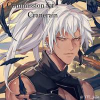 Commission-cranerain
