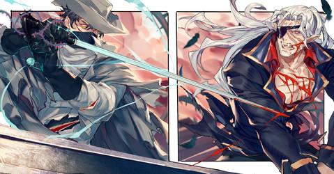 TRPG-Hunter and Vampire(3)