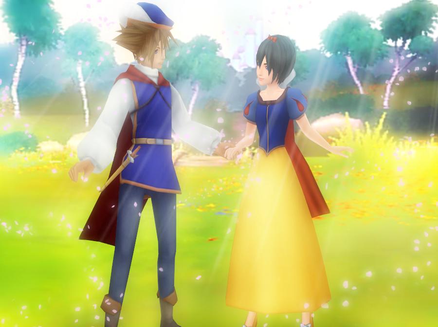 My Prince Has Come by SorasPrincesss