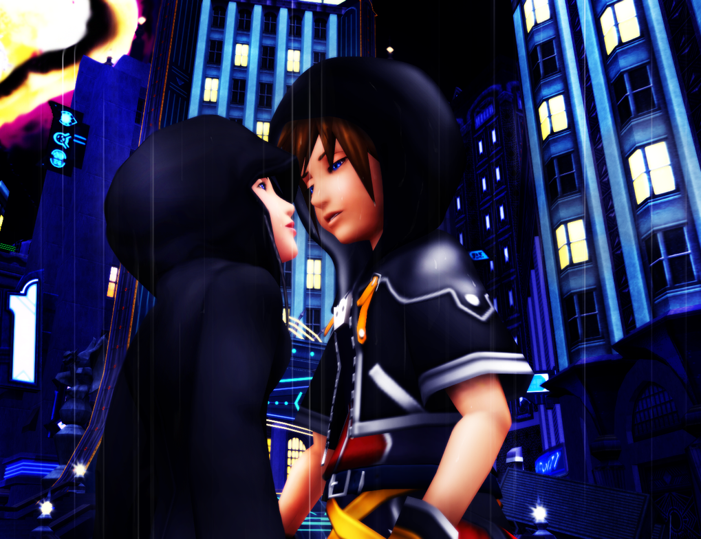 We Meet Again - Sora/Xion Day 2013 by SorasPrincesss