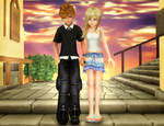 Two Years Later - Roxas/Namine