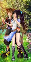 Sanctuary//Commission for Princess-Marina-Chan