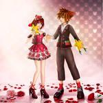 Valentine's Day 2020 Sora and Kairi