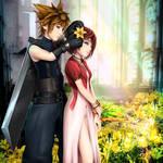 Give flower to Kairi