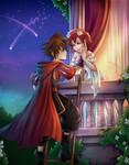 Sokaiweek Day Five - Starcrossed lovers