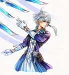 Alphinaud from Final Fantasy XIV Endwalker