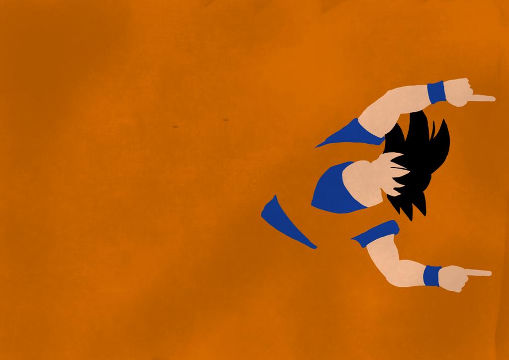 Minimal Fusion Goku By Kngcbra48