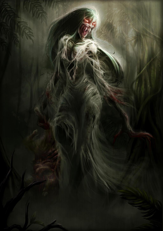 the malay vampire by adeshark on deviantart
