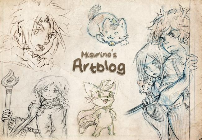 Artblog by SuperMisurino