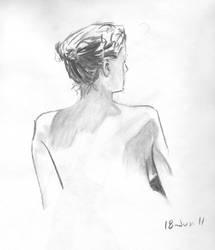 Life Drawing 22 by warlok42