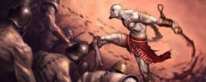 God of War Dual Screen