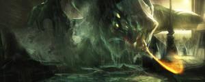 God of War Scylla Dual Screen