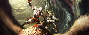 God of War Griffin Dual