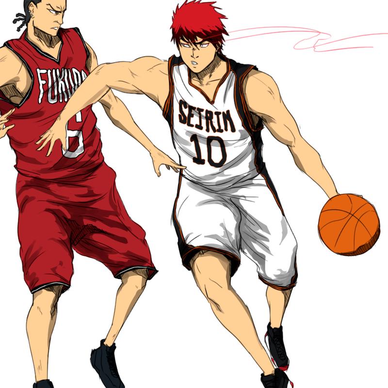 Kagami sketch by SoDrawnOut