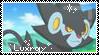 [f2u] luxray stamp 1 by guzzlord