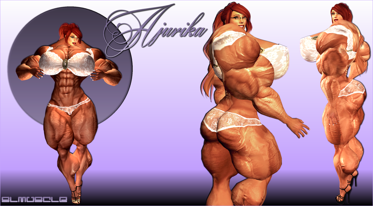 3d animated muscle females hentay film