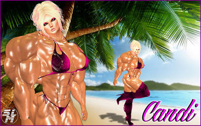 HARD CANDI by SLMUSCLE
