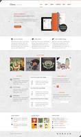Onces: Clean Responsive Html5 and Css3 Template