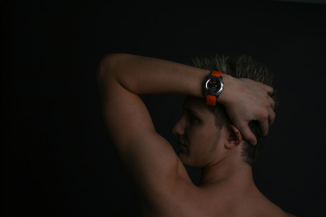 Tissot Touch Watch by simen91