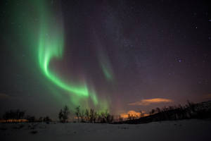 Northern Lights - Aurora Borealis by simen91