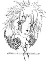 Jasz Sketch by kittyshootingstar