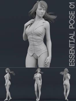 Essential Pose 01