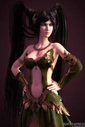 Aiko Empress by OneSix3d