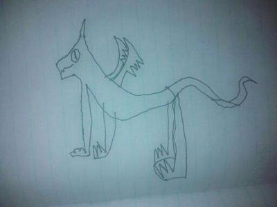 Dragon Pony OC by longshotswiftshadow