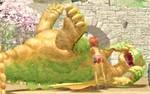 Dragon Feet 3