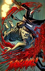 Astounding Wolf-Man Feet 3