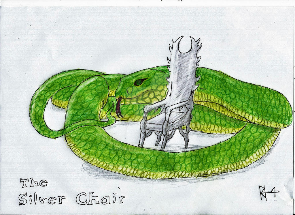 The Chronicles Of Narnia: The Silver Chair by RAPTORHEARTthe4