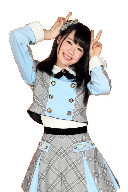 Yuna (AKB48) PNG (render) by snh48