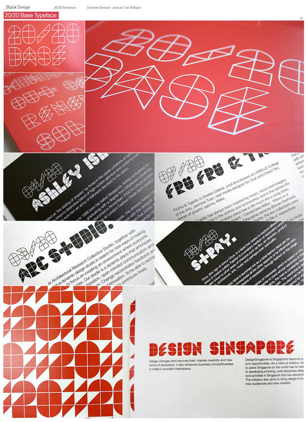 20:20_Base Typeface by denzmixed