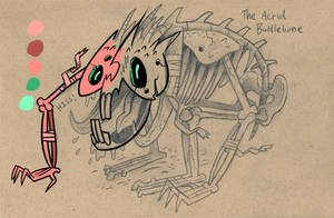 The Acrid Battlebone